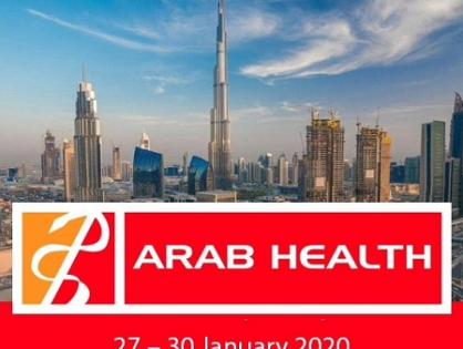 We participate to Arab Health Dubai 2020